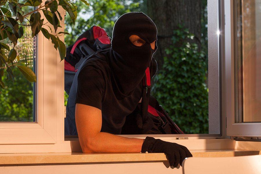 Burglary By The Window